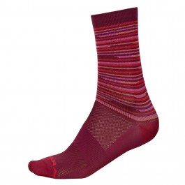 Endura womens pinstripe sock E1180